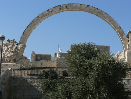 בית הכנסת חורבה -קשת