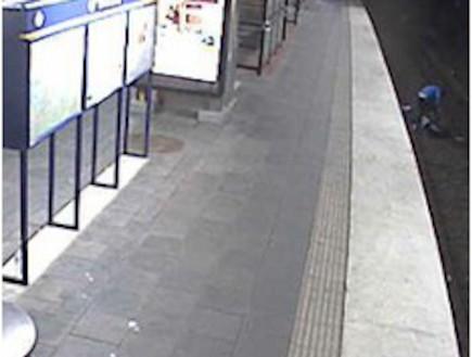 השאיר אותו למות על פסי הרכבת (צילום: thelocal.se ,mako)