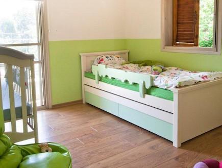 חדר ילדים (צילום: דודי מוסקוביץ)