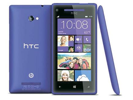 HTC 8X (צילום: יחסי ציבור)