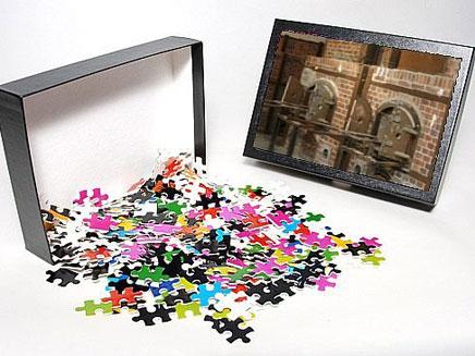 תמונת הפאזל כפי שהיא מופיעה באתר (צילום: מתוך אתר amazon)