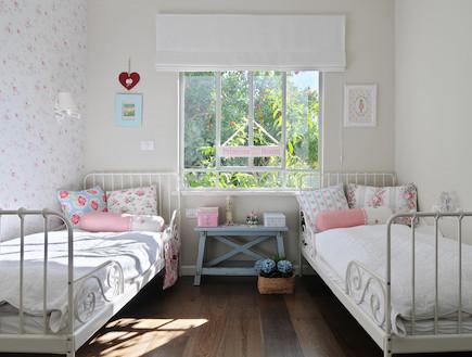 חדר שינה ילדים (צילום: שי אדם)