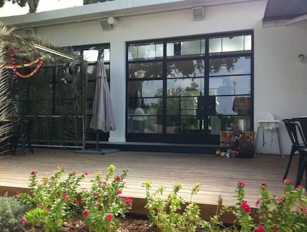 בתי קפה ידידותיים לילדים - רונה בקיבוץ