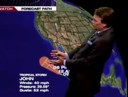 erection weatherman fail