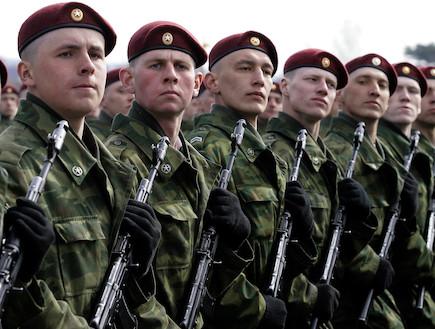 חיילים בצבא רוסיה