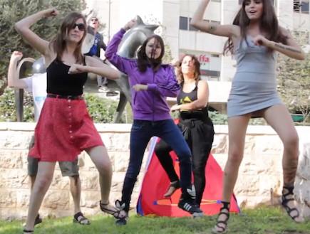 jerusalem gangnam style