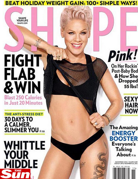 People Magazine Weight Loss Issue