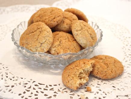 עוגיות קוקוס (צילום: אסתי רותם ידידיה ,אוכל טוב)