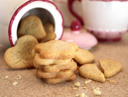 עוגיות חמאה (צילום: אסתי רותם ידידיה ,אוכל טוב)