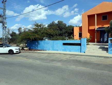 בית כתום (צילום: עודד קרני ,mako)