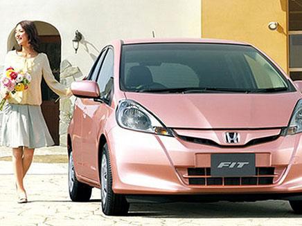 """הונדה מציגה: מכונית לנשים בלבד (צילום: יח""""צ)"""