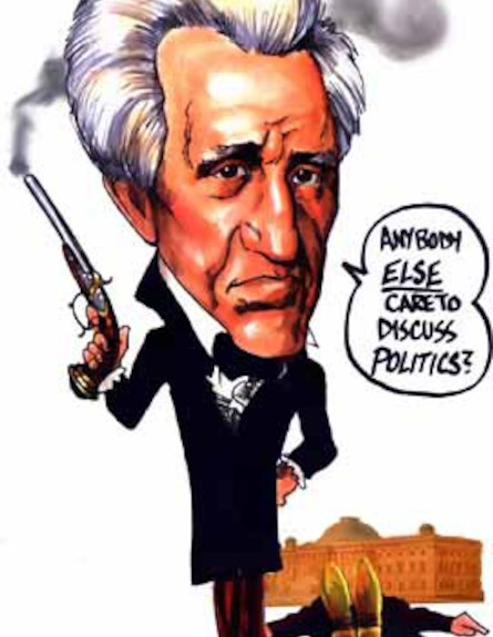 the policy of andrew jackson a president of the united states 17th president of the united states though he revered president andrew jackson johnson was initially left to devise a reconstruction policy.