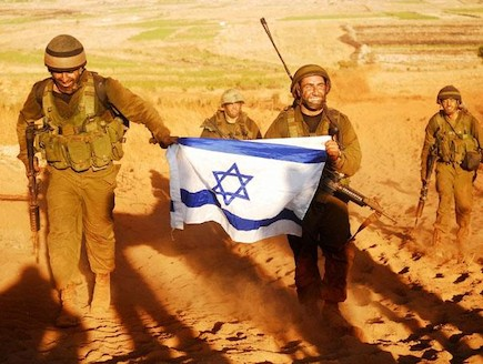 """מלחמת לבנון השנייה (צילום: דובר צה""""ל)"""