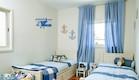 חדר שינה ילדים (צילום: בועז לביא)