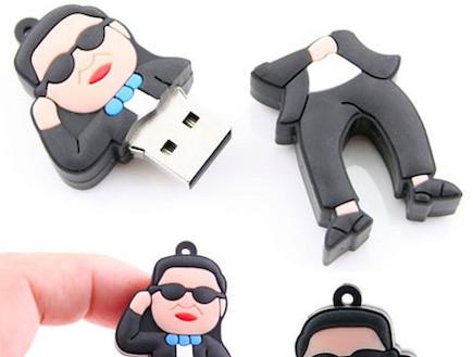 מוצרים בהשראת גאנגם סטייל (צילום: מתוך האתר oddee.com)