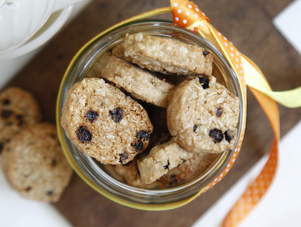 עוגיות שיבולת שועל (צילום: אפיק גבאי ,אוכל טוב)