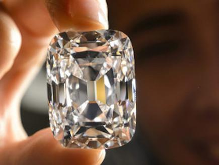 היהלום היקר ביותר בעולם (צילום: swissinfo.ch)