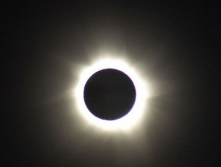 ליקוי חמה מלא באוסטרליה 2012 (צילום: universetoday.com)