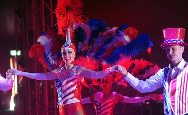 רקדנים בקרקס אמריקנו (יח``צ: יחסי ציבור ,יחסי ציבור)