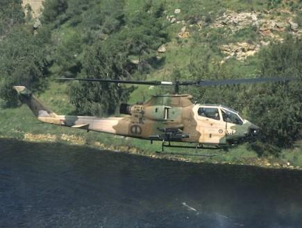 מטוס קוברה ירדני באפגניסטן
