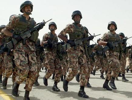 חיילים ירדניים