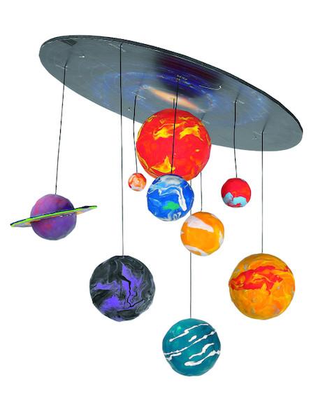 планеты солнечной системы - Поделки