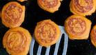 לביבות בטטה אורנה ואלה - מטגנים (צילום: בני גם זו לטובה ,אוכל טוב)
