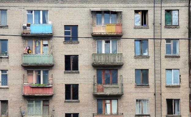 בניין מגורים (צילום: realsimple.com)