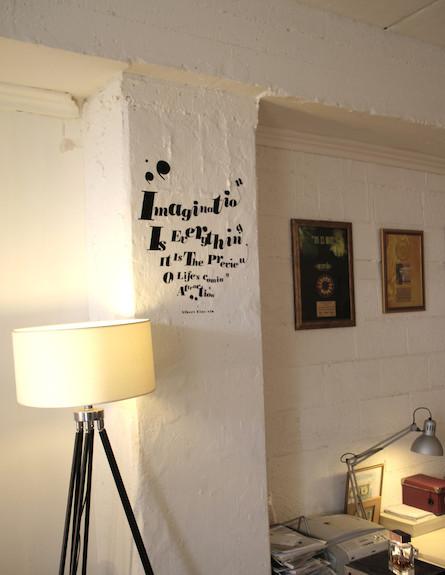 כיתובים לקיר