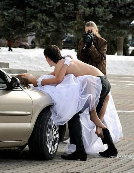 חתונה סקסית