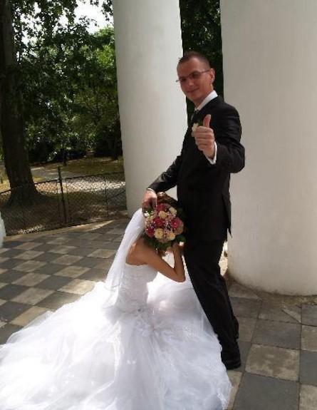 פדיחה בחתונה