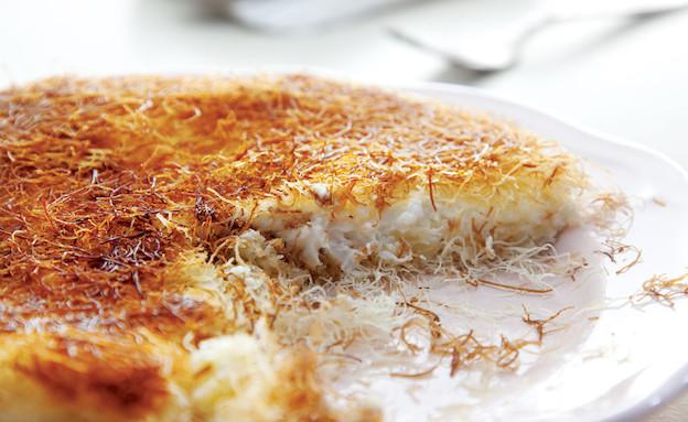 כנאפה, מסעדת יפו תל אביב (צילום: דן לב ,על השולחן)
