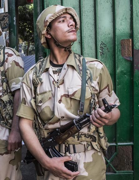 חיילים מצרים