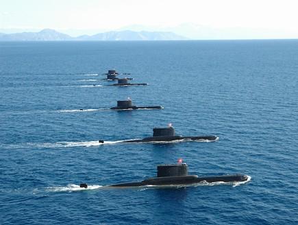 הצי התורכי
