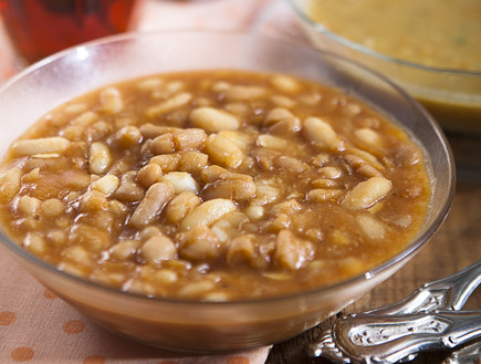 מרק שעועית (צילום: אנטולי מיכאלו ,ifeel)