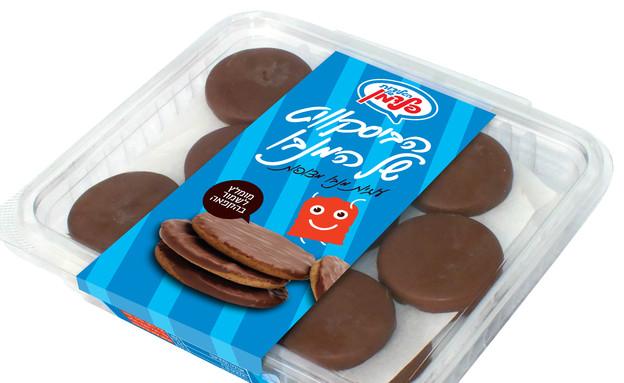 הביסקוויט של המנבו, גלידות פלדמן (צילום: יחסי ציבור ,יחסי ציבור)