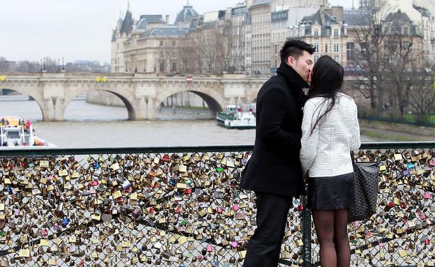גשר בפריז (צילום: אימג'בנק / Thinkstock)