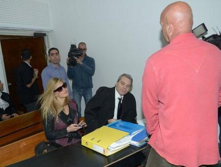בר רפאלי בבית המשפט 2013