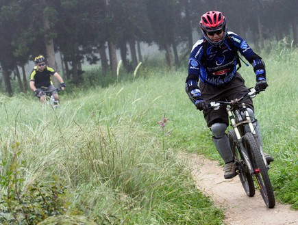 שביל אופניים קקל יער בן שמן 5