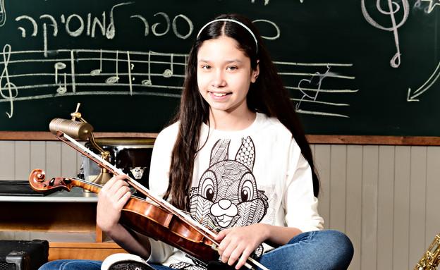 שיר אורדו (צילום: רונן אקרמן ,בית ספר למוסיקה)
