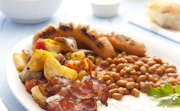 ארוחת בוקר אנגלית (צילום: סטודיו דן לב ,יחסי ציבור)