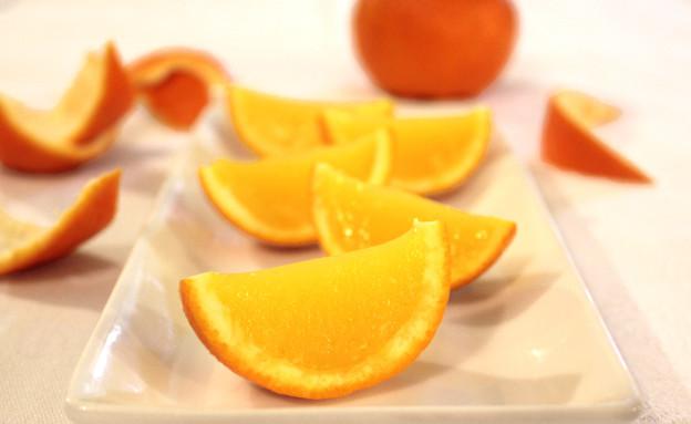 ג'לי פלחי תפוזים (צילום: אסתי רותם ידידיה ,אוכל טוב)