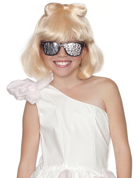 תחפושות לפורים 2013 - ליידי גאגא