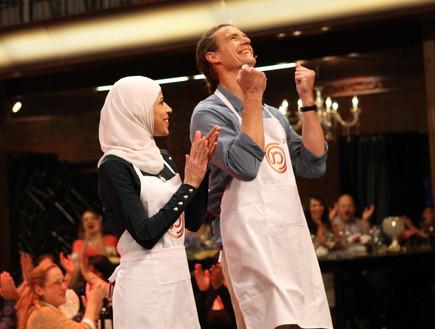 תום פרנץ הוא המאסטר שף של ישראל