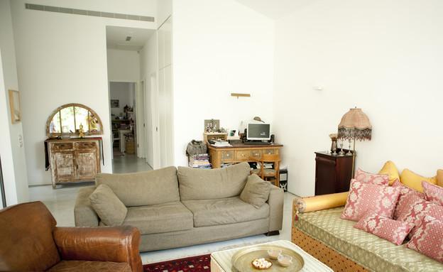 הביתה שרון, סלון (צילום: מתוך קטלוג פמינה 2010, עידו לביא (ארכיון))