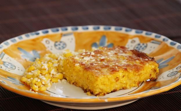 פשטידת תירס (צילום: דליה אלחדף ,אוכל טוב)