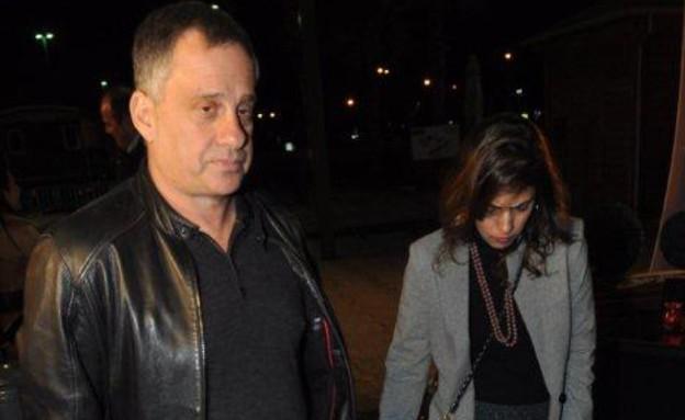 עמנואל רוזן (צילום: צ'ינו פפראצי ,mako)