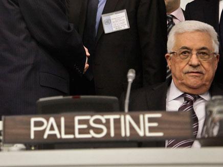 """אבו מאזן בעצרת האו""""ם (צילום: AP)"""