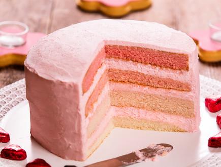 עוגת פינק ולווט