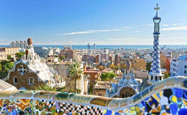 ברצלונה, המקום הרומנטי (צילום: אימג'בנק / Thinkstock)